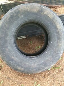 Truck tire used