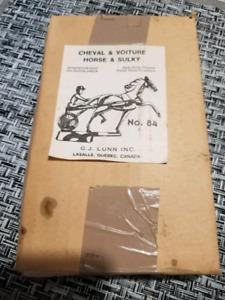 Vintage ornement de capot joli chrome plaqué