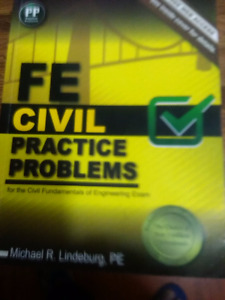 FE Civil Practice Problems