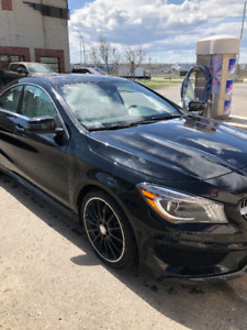 2014 Mercedes Benz CLA 250 4MATIC