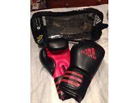 Adidas 10oz Boxing Gloves