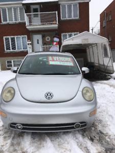 Volkswagen Beetle/2001