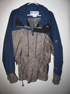 Columbia Sportswear - Titanium softshell jacket.