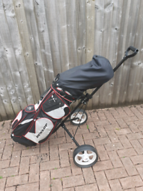 Dunlop Graphite Golf clubs for sale, good condition.