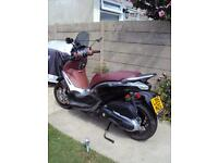 Piaggio Beverly ST 350 – 2015 Year -LOW MILEAGE- CAT D - BARGAIN - £2895