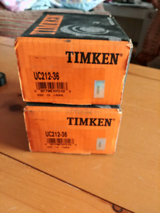 Bearing timken uc212-36