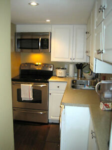 1-Bedroom Furnished Bsmt  Apt near UW/ Blackberry