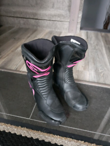 Alpine Star Womens Motorcycle boots