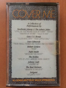 COVER ME 1986 CASSETTE TAPE VARIOUS ARTISTS