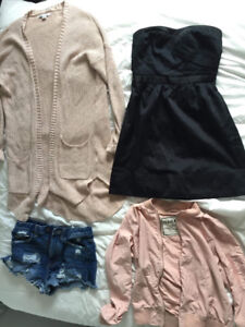 Young women's clothes