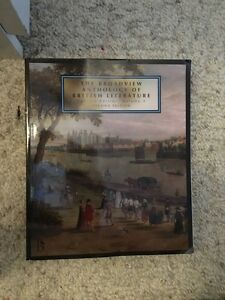 The Broadview Anthology of British Literature, Volume A