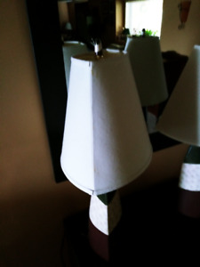 2 LAMPS $15 EA. or 2 for $25