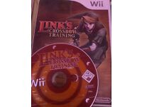 Links's crossbow training- Wii