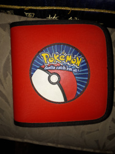 Pokemon CD/DVD Case $10