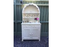 Charming shabby chic solid wood Dresser