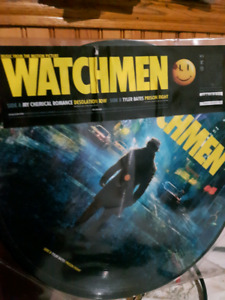 Watchmen Chemical Romance/Tyler Bates vinyl lp record
