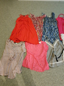 Maternity clothes lot for $55