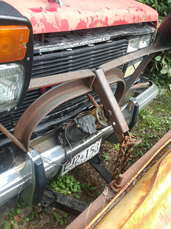 1990 Gmc Jimmy 4x4 Full Size With Plow