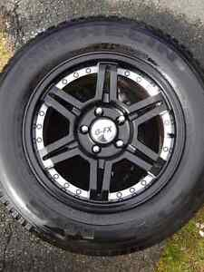 SUV/ truck tires and rims