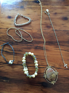 Jewellery for Sale - Necklaces and Bracelets