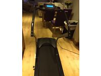 Treadmill Oma very little use exercise machine