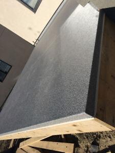 $6.0 We supply& heatgun seamsinstall Vinyl Deck flooring system