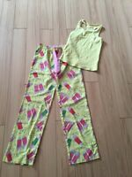 SZ 10-12 GIRLS OLD NAVY PAJAMAS-$2 TAKES THEM