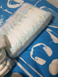 Diapers 4t to 5t pull ups - 50+ units