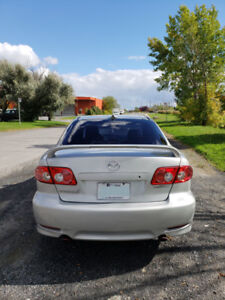 2004 Mazda 6 V6 GT