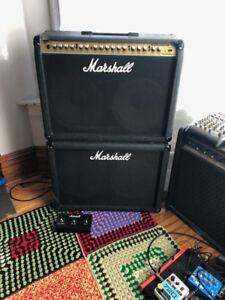 Marshall VS265 et VS212 Amplificateur 2 cab