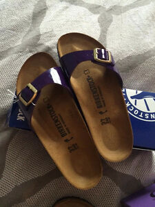 New Birkenstocks (with tags)