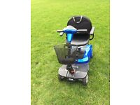 Drive kite boot scooter immaculate condition
