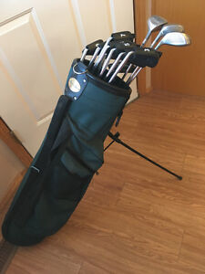 Pinnacle Golf Clubs Set