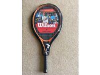 Brand new Wilson Tennis Racket