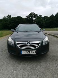2009 Vauxhall Insignia Exclusiv 2.0 CDTi Estate