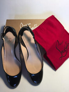 Authentiques chaussures Louboutin