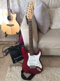 **DON'T MISS OUT ** Tanglewood Nevada Electric Guitar & Amp