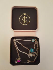 NWT AUTHENTIC JUICY COUTURE NECKLACE
