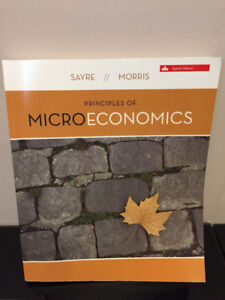 Principles of Microeconomics (8th Edition)