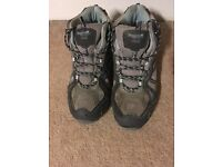 Ladies Regatta size uk 6 hiking walking boots waterproof and breathable