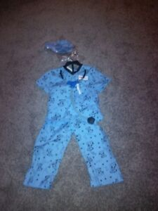 New with Tags Vet Costume sz 3