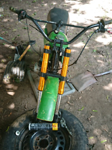 Looking to trade for pitbikes or sell