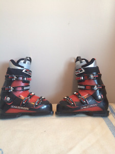 Men's Salomon Mission X5 Boots - Shoe Size 11 - 11.5