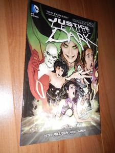 DC's Justice League Dark volume1 collected edition
