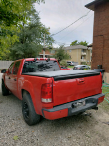 Gmc Sierra trade for backhoe or excavator