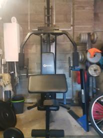 Multi Gym & Smith Machine