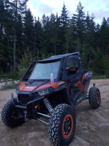 2014 Polaris RZR XP1000 with extras!!!!