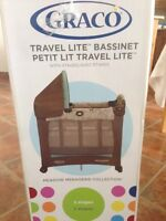 GRACO Travel Lite Bassinet: