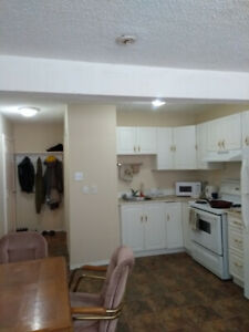 1 Bedroom apartment in moose jaw