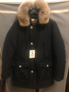 Woolrich Arctic Parka DF Black Small